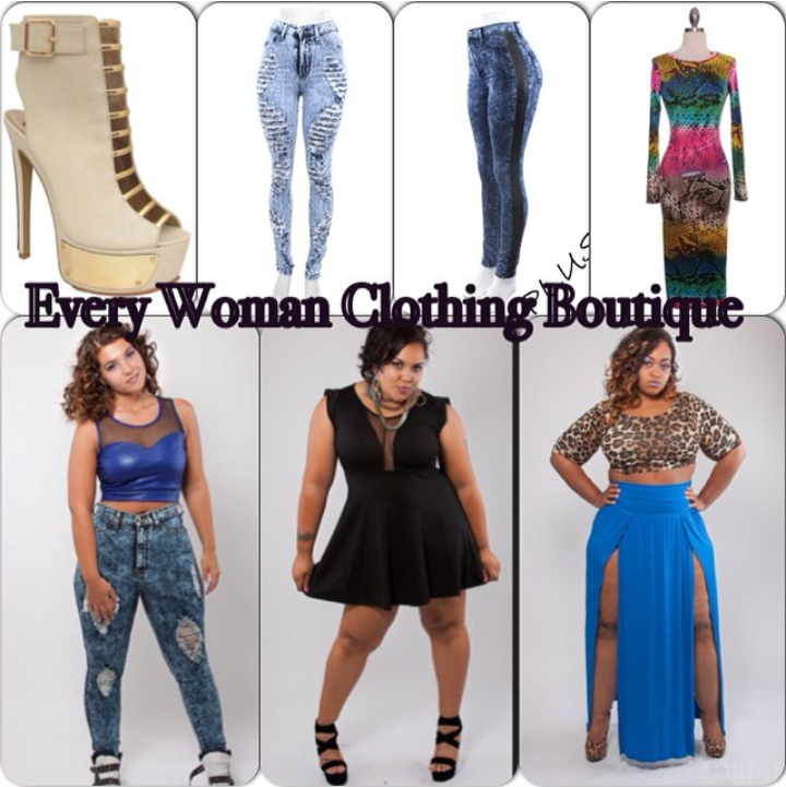Every Woman Clothing Boutique « Ear Kandy Radio