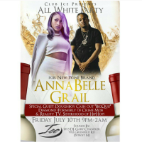 Annabell Grail WineSweet & SatisfyingLaunch Party in Detroit!!! 7/10
