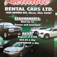 Reliable Rental Cars
