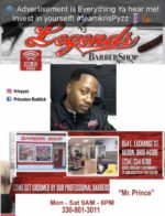 Mr. Prince – Legend's Barbershop