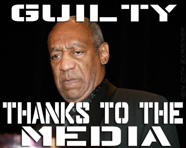 Was bill cosby found guilty or innocent
