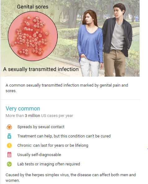 HERPES – Do You Have To Tell Somebody You Have It BEFORE Sex? « Ear