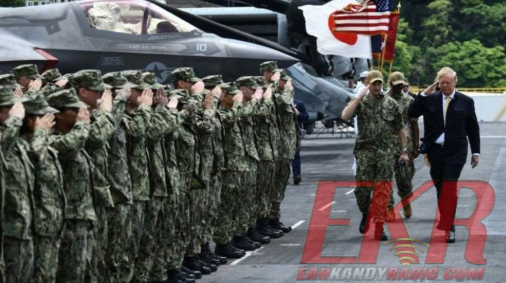 Is the United States headed into Martial Law? – Ear Kandy Radio